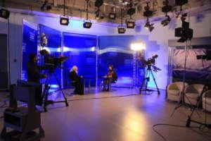 Глава Бурятской митрополии стал гостем студии программы «Панорама Бурятии»