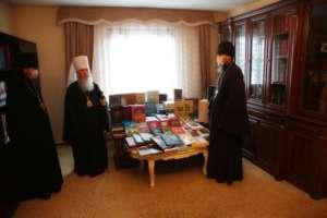 Дар митрополита мужскому монастырю