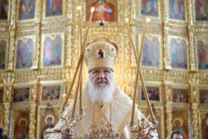 20 ноября Святейший Патриарх Московский и всея Руси Кирилл отмечает день своего рождения