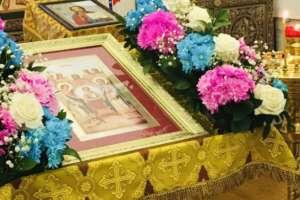 Престольный праздник состоялся вхраме Архистратига Божия Михаила города Улан-Удэ