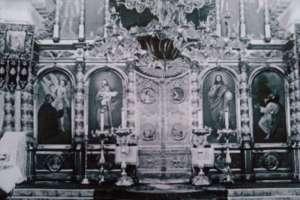 В Кяхте восстанавливают знаменитый иконостас Воскресенского храма