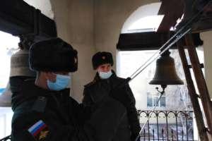 ВПокровском храме принял Святое Крещение военнослужащий одной изчастей Улан-Удэнского гарнизона
