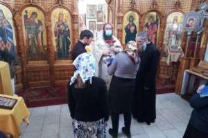 ВГусиноозерске отпраздновали Собор Архистратига Михаила ипрочих Небесных Сил бесплотных