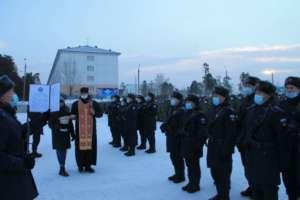 Молодое пополнение 11-й отдельной гвардейской десантно-штурмовой бригады приняло присягу