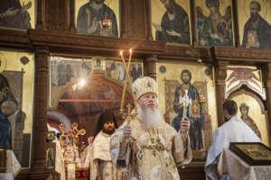 Богослужения в Неделю 30-ю по Пятидесятнице, пред Рождеством Христовым