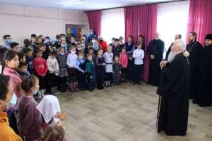 Святочный дар детям