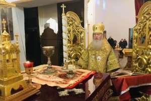 Празднование памяти святого праведного Иоанна Кронштадтского