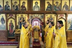Православные верующие отметили великий недвунадесятный праздник Обрезания Господня и память святителя Василия Великого