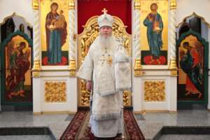 Рождественское послание митрополита Иосифа священнослужителям, монашествующим и всем верным чадам Улан-Удэнской и Бурятской епархии