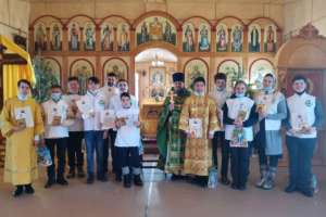 День Всероссийского Батюшки наСвято-Ильинском приходе