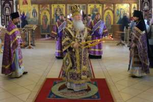 Богослужения в Неделю 2-ю Великого поста