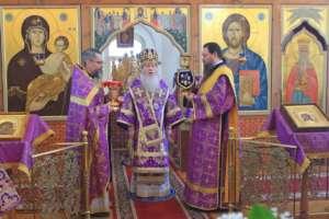 Богослужения в Неделю 5-ю Великого поста, преподобной Марии Египетской