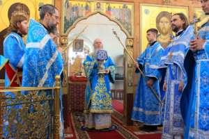 Православные христиане отметили великий двунадесятный праздник Благовещения Пресвятой Владычицы нашей Богородицы