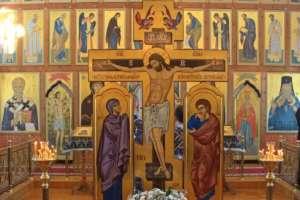 Митрополит Иосиф совершил четвертую заключительную Пассию