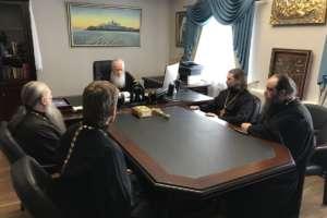 В Улан-Удэнской и Бурятской епархии состоялось очередное заседание Епархиального совета