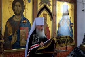 Утреня с чтением жития преподобной Марии Египетской и Великого покаянного канона