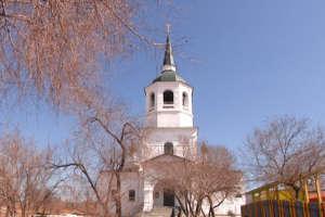 Свято-Троицкий храм города Улан-Удэ вновь обрёл свой голос