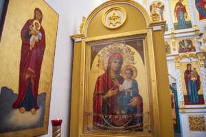 Во вторник Светлой седмицы отмечается память явления чудотворной Иверской иконы Божией Матери