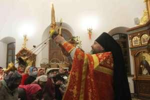 Пасха Христова вТроицком монастыре