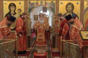 Богослужения в Свято-Одигитриевском соборе г. Улан-Удэ