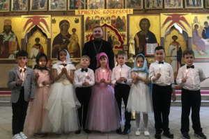 В Православном детском саду «Иван да Марья» состоялся шестой выпускной бал