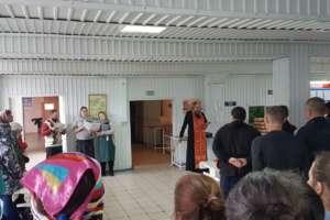 Вколонии-поселении №3прошли праздничные мероприятия, посвященные Светлому Христову Воскресению— Пасхе