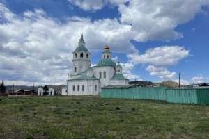 Божественная Литургия в Спасском храме с. Турунтаево