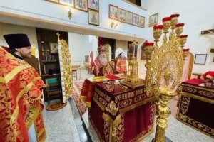 Богослужения в день памяти святых равноапостольных Кирилла и Мефодия