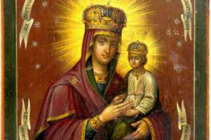 Богослужения в день празднования иконе Божией Матери «Споручница грешных»