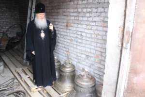 Изотовлены колокола для строящегося Успенского кафедрального собора г. Улан-Удэ