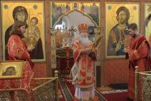 Совершилось отдание праздника Пасхи