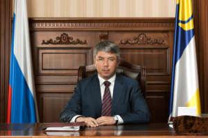 Глава Республики Бурятия пздравил Главу Бурятской митрополии с Днём России