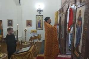 Богослужение на бурятском языке