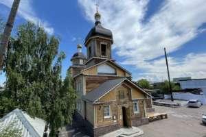 Вознесение Господне отметили во всех православных храмах Бурятии