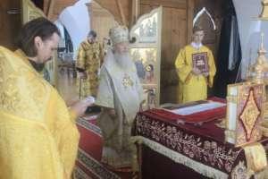 Память святой равноапостольной великой княгини Российской Ольги