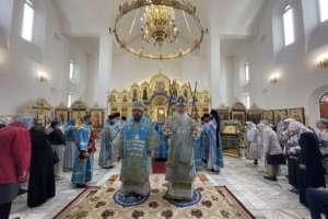 Визит митрополита Иосифа в Северобайкальскую епархию