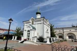 Митрополит Иосиф посетил с архипастырским визитом храмы города Улан-Удэ