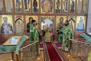 Богослужения в Неделю 6-ю по Пятидесятнице и день обретенитя мощей преподобного Серафима Саровского