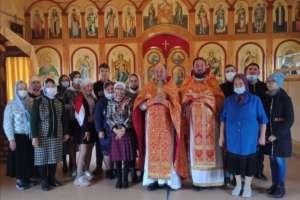 День трезвости в Свято-Ильинском храме г. Улан-Удэ
