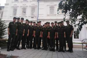 Экскурсия для молодого пополнения военнослужащих