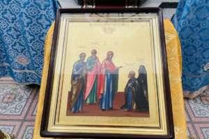 Празднование явления Матери Божией преподобному Сергию игумену Радонежскому чудотворцу