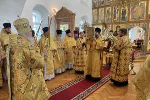 Празднование 800-летия со дня рождения святого благоверного великого князя Александра Невского