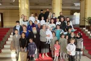 Многодетные семьи Бурятии удостоены Патриарших наград
