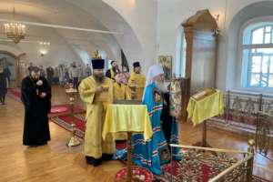 Воскресные богослужения вСвято-Одигитриевском соборег. Улан-Удэ