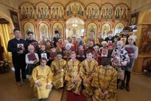 Воскресные школы епархии открыли свои двери для учащихся в новом учебном году