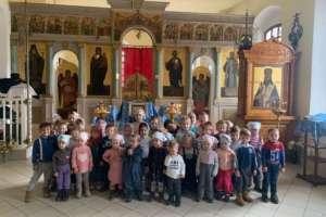 Праздник Покрова Пресвятой Богородицы в Православном детском саду «Иван да Марья»»