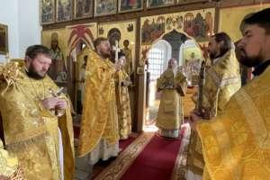 Память святителя Иннокентия, митрополита Московского и Коломенского, апостола Сибири и Америки