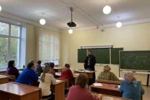 Образовательные курсы для мирян открылись в Улан-Удэнской и Бурятской епархии