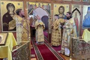 Богослужения в день памяти святого Апостола и Евангелиста Иоанна Богослова