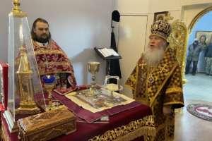 Память священномученика Киприана и мученицы Иустины